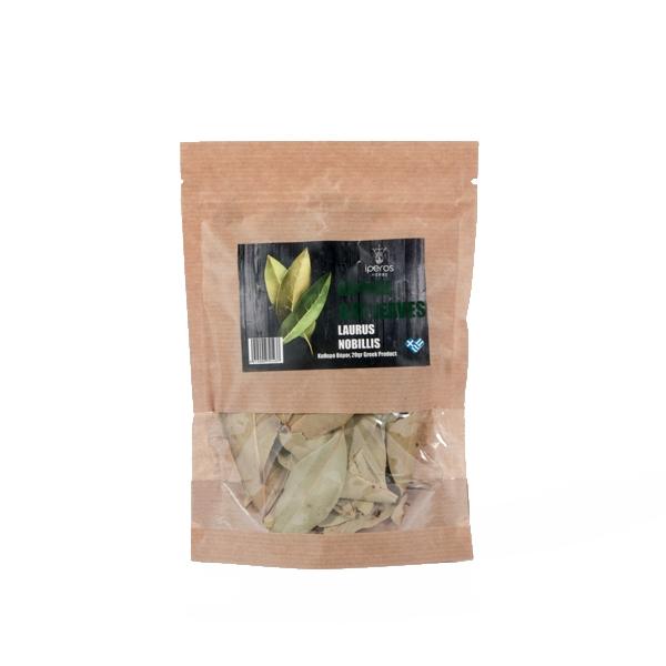 Δάφνη βότανο σε βιοδιασπώμενη συσκευασία doypack για αφέψημα 20gr