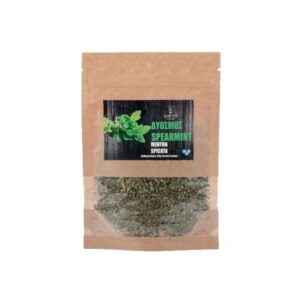 Δυόσμος βότανο σε βιοδιασπώμενη συσκευασία doypack για αφέψημα 25gr