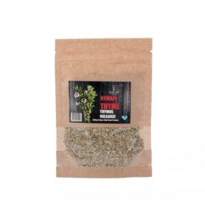 Θυμάρι βότανο σε βιοδιασπώμενη συσκευασία doypack για αφέψημα 35gr
