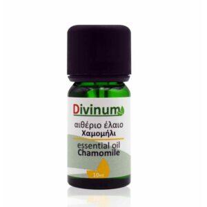 αιθέριο έλαιο χαμομήλι divinum 10ml