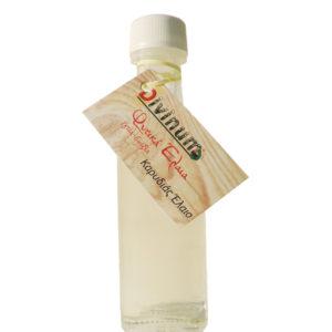 Μπουκαλάκι που περιέχει 100ml λάδι από καρυδιά της εταιρίας divinum