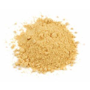 Πιπερόριζα Τζίντζερ χύμα σε σκόνη ενδεικτική εικόνα του προϊόντος