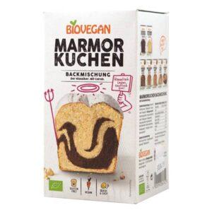 Μείγμα για κέικ μαρμπρε vegan βιολογικό χ/γρ Biovegan 380gr
