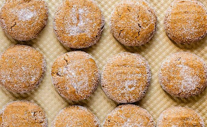 μπισκότα με αλεύρι κινόα