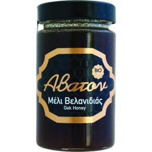 Μέλι βελανιδιάς βιολογικό Άβατον 400gr